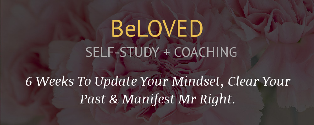 Beloved manifest Mr Right
