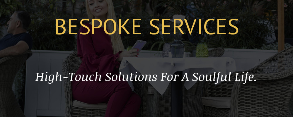 bespoke services